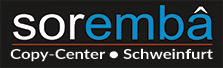 Logo - Soremba Copy-Center in Schweinfurt