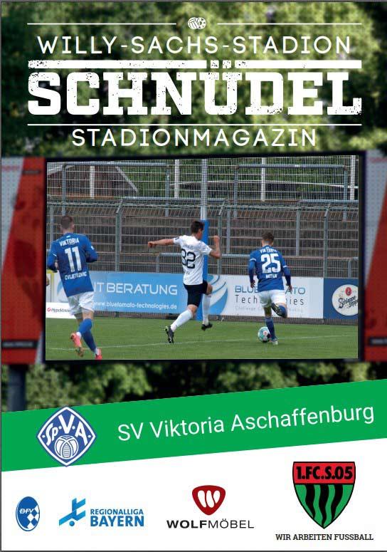 Read more about the article Die sorembâ GmbH im Stadionmagazin des FC Schweinfurt 05